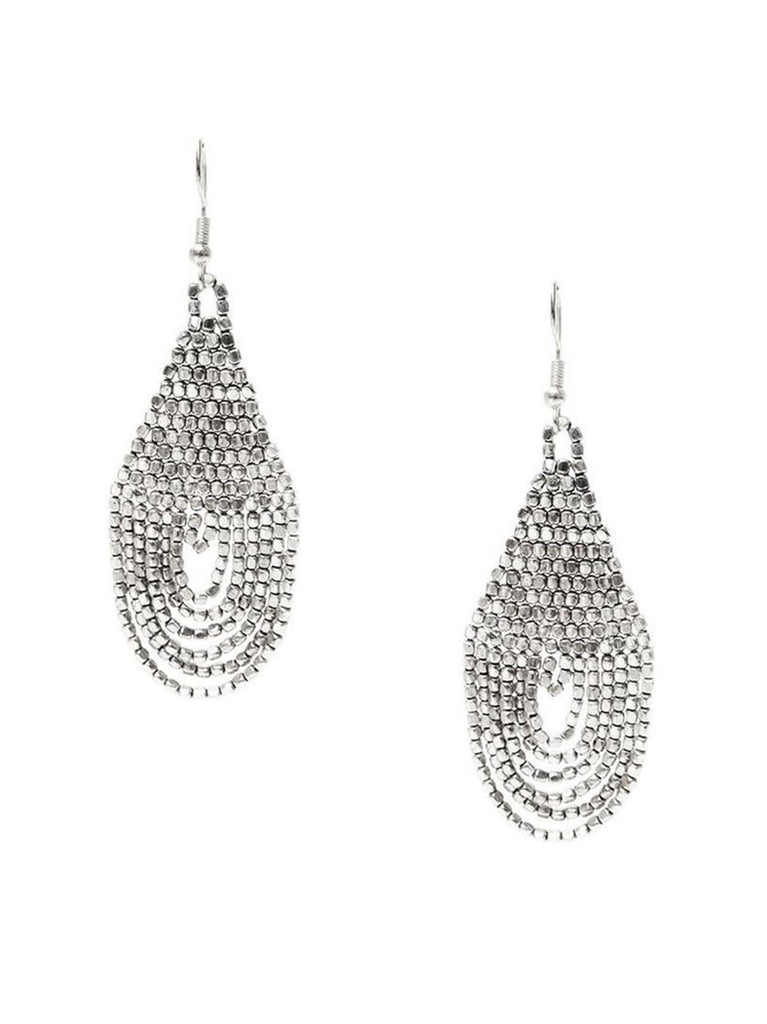 Beaded Chandelier Earring - Available In More Colors