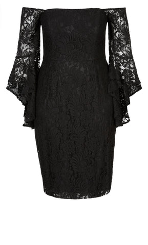 Mystic Lace Dress