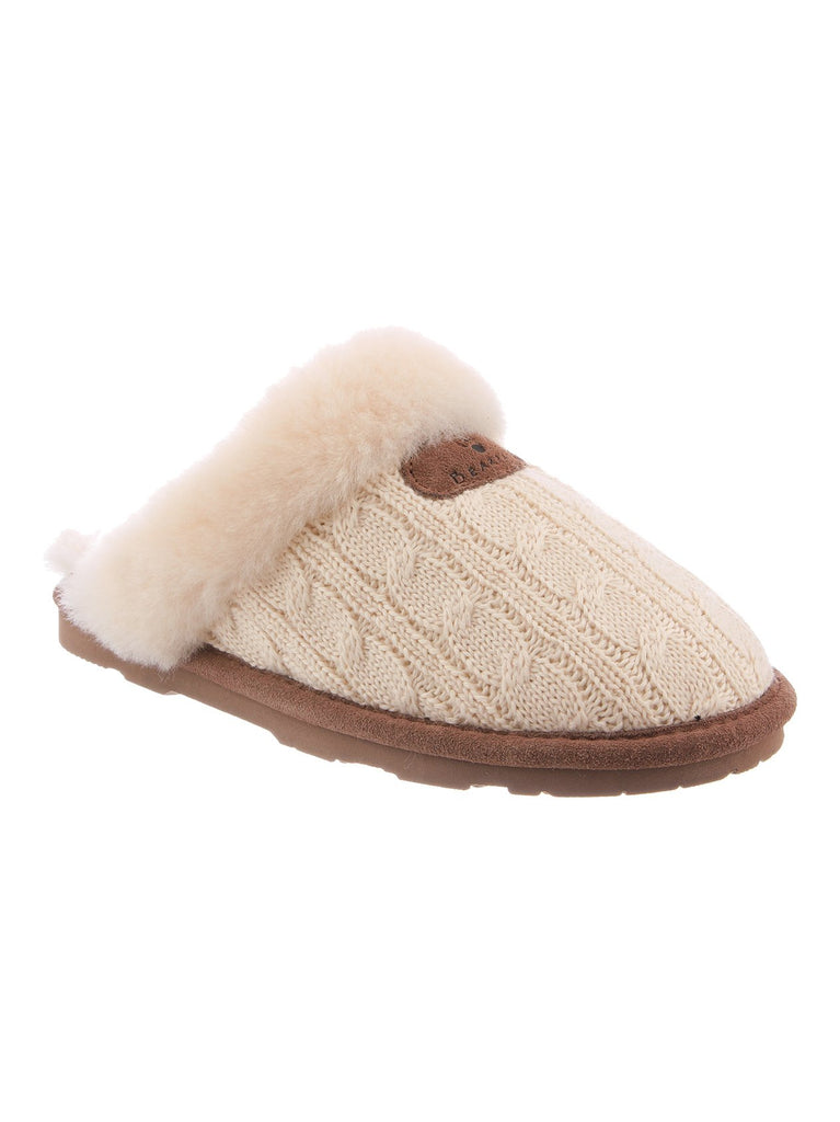 Effie Slipper In Linen