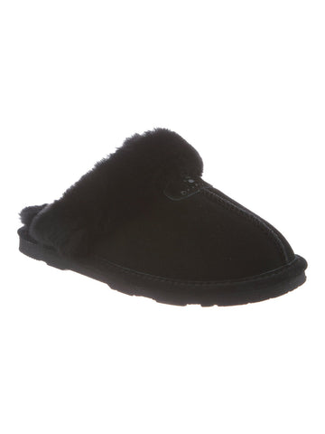 Loki Slipper In Black