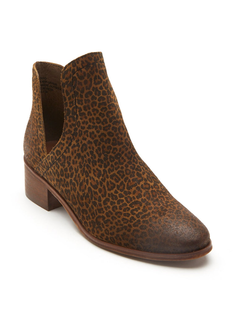 Pronto Bootie In Leopard