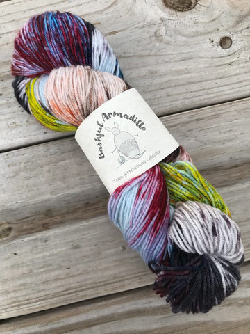 Cadillac Ranch - Fingering/Sock Yarn