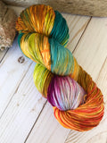 Big Bend Country - Fingering/Sock Yarn
