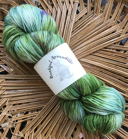Piney Woods - Fingering/Sock Yarn