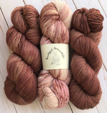 Chocolate Fountain - Fingering/Sock Yarn