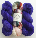 Heard it Through the Grapevine - Fingering/Sock Yarn