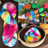Fiesta! Fingering/Sock Yarn