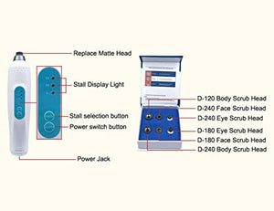 Professional Microdermabrasion Device