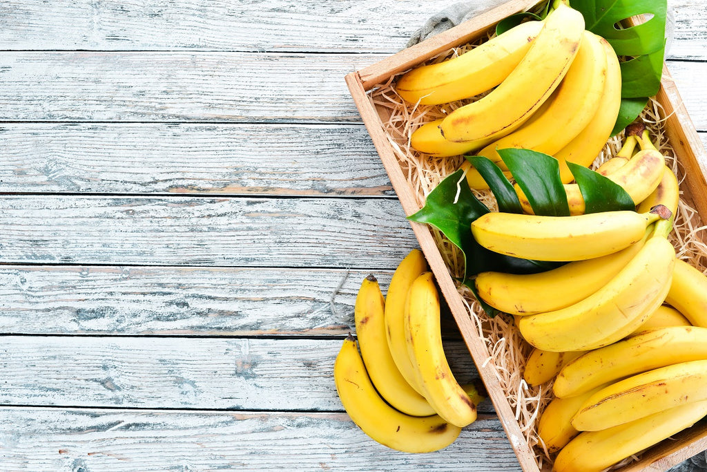 Can Bananas Help Children During Nap Time?