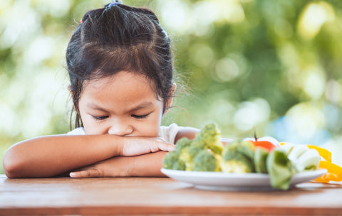 Feeling of Food: How Food Can Affect Your Child's Mood