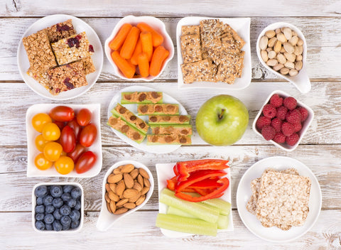 How to Introduce Healthier Snacks Into Your Kid's Diet
