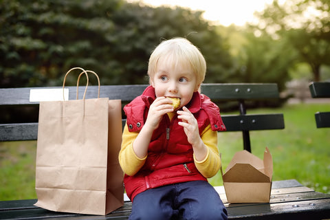 Quick and Healthy Lunch Hacks for Your Kiddos