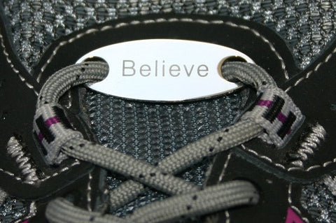 Believe Confidence Tag