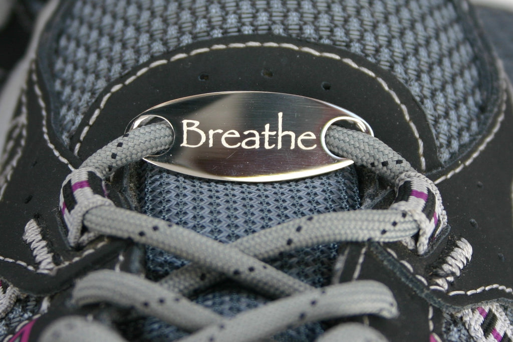 Breathe Confidence Tag