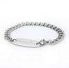 Make it into a bracelet! Silver Chain