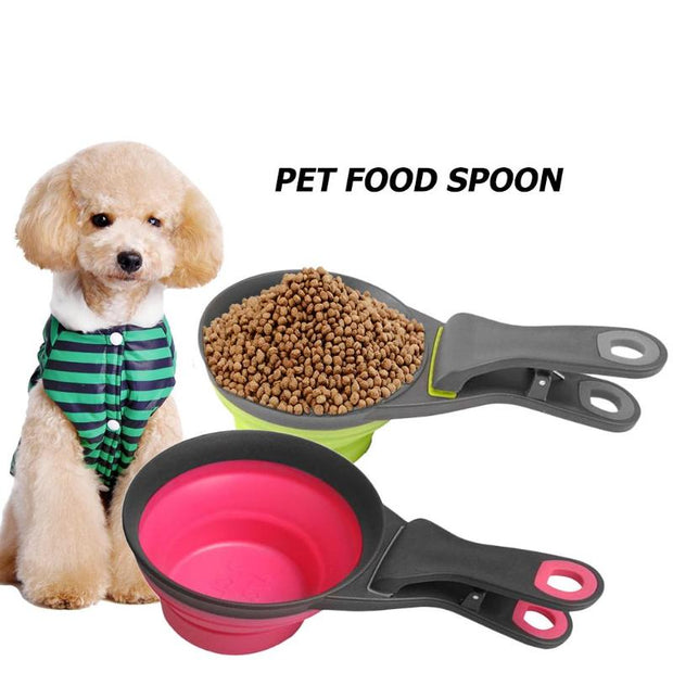 Feeder Spoon Pets