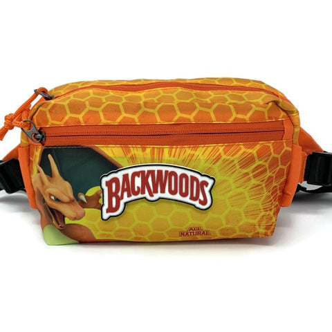 Backwoods Charzard Fanny Pack