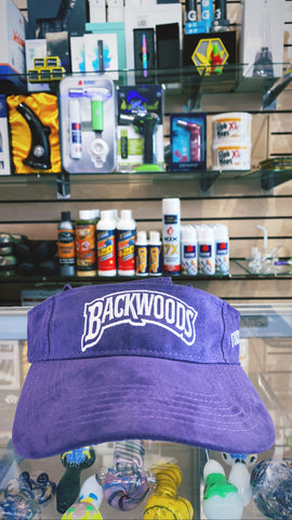 Backwoods Purple Visor