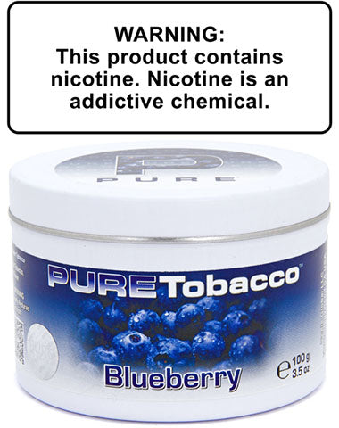 Pure Tobacco Blueberry