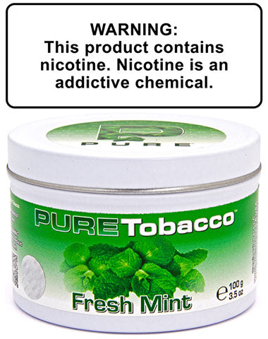 Pure Tobacco Fresh Mint