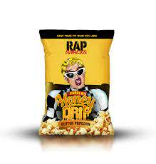 Rap Snacks Honey Drip Butter Popcorn