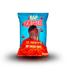 Rap Snacks Lil Yachty Hot Fries