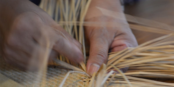 how are rugs made