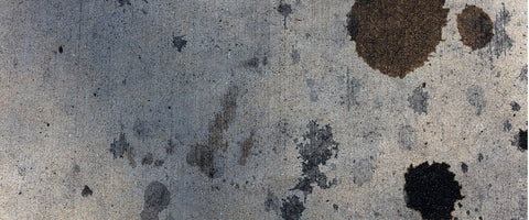 stain on a wool floor rug