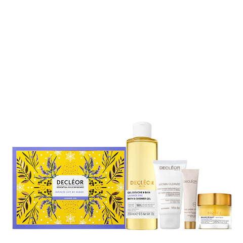 DECLÉOR Infinite Lift by Night Lavender Fine Set (Worth £153.00)