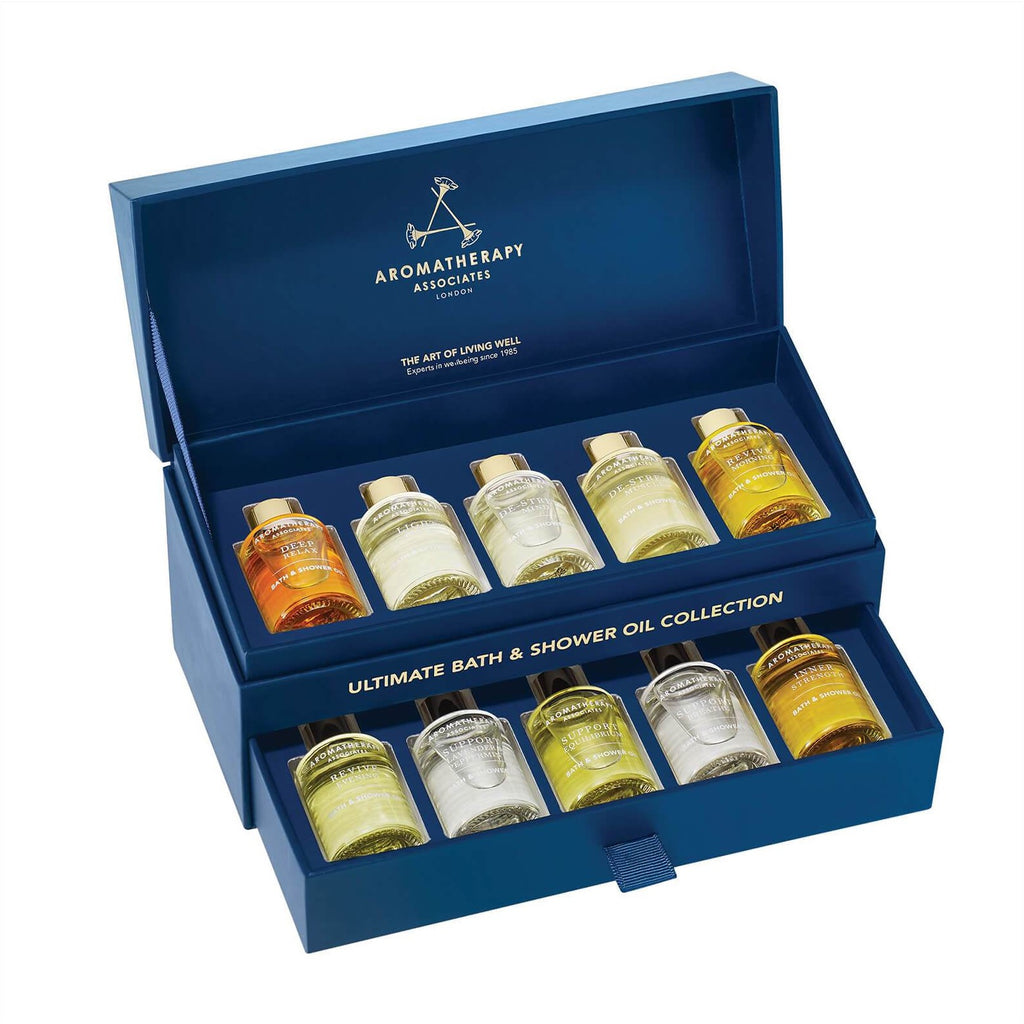 Aromatherapy Associates Ultimate Moments Set (Worth £110.00)