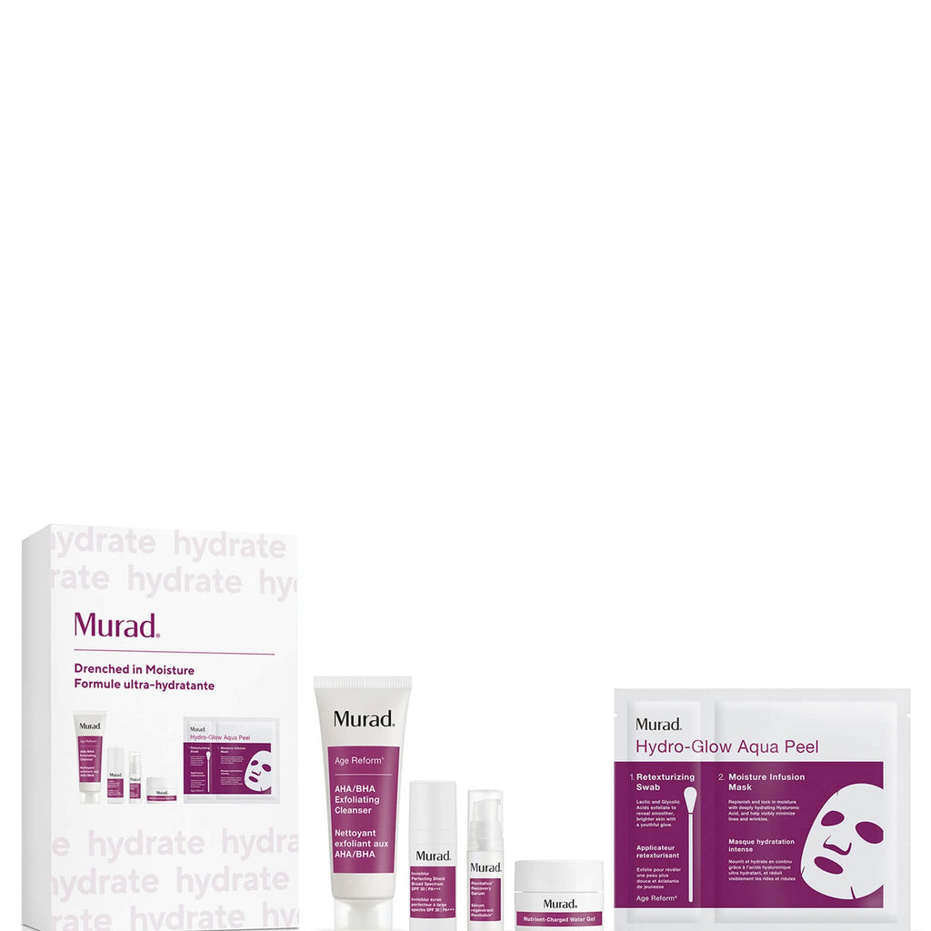 Murad Drenched in Moisture Kit