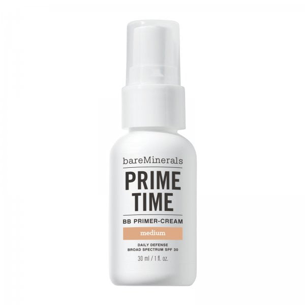 bareMinerals Prime Time BB Primer-Cream Daily Defense SPF30 - Medium 30ml