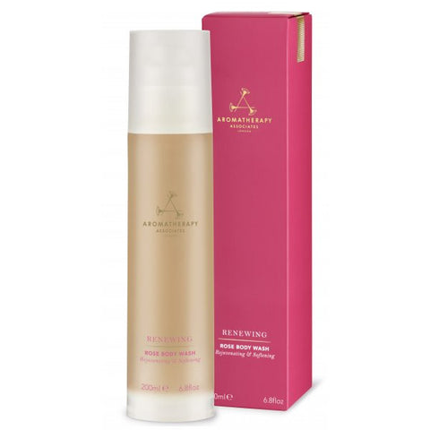 Aromatherapy Associates Renew Body Wash 200ml