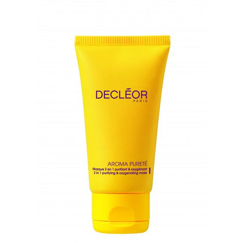 Decleor Aroma Purete Oxygenating 2 in 1 Mask 50ml