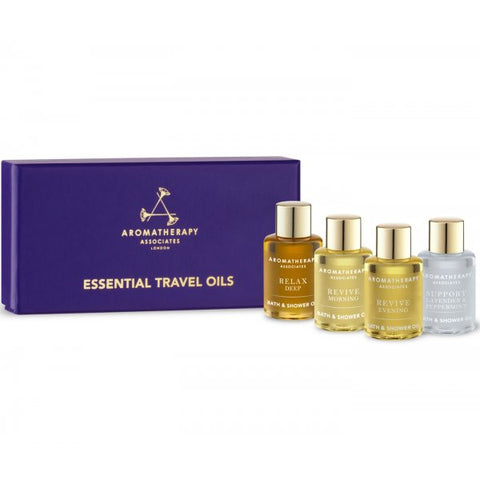 Aromatherapy Associates Essential Travel Oils