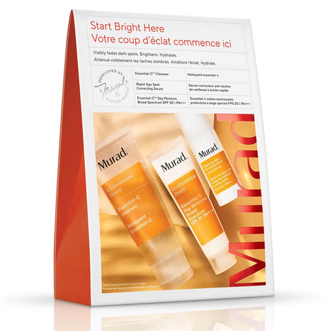 Murad Start Bright Here (Worth £53.00)