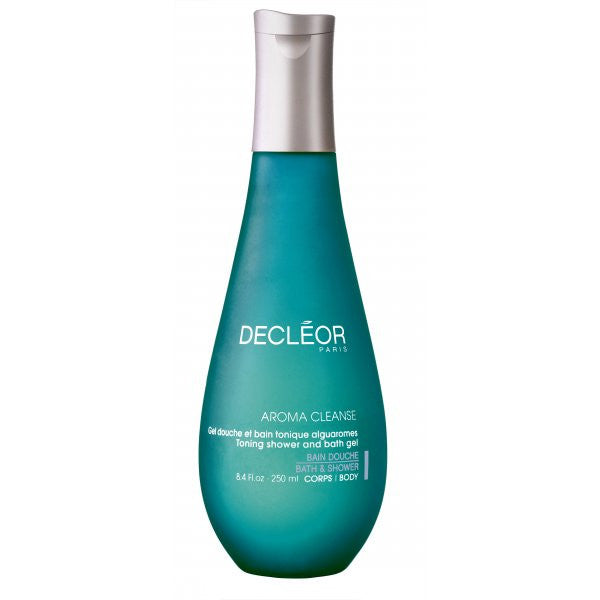 Decleor Aroma Cleanse Alguaromes - Toning Shower And Bath Gel 250ml