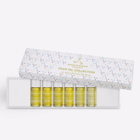 Aromatherapy Associates Face Oil Collection Skincare Gift Set