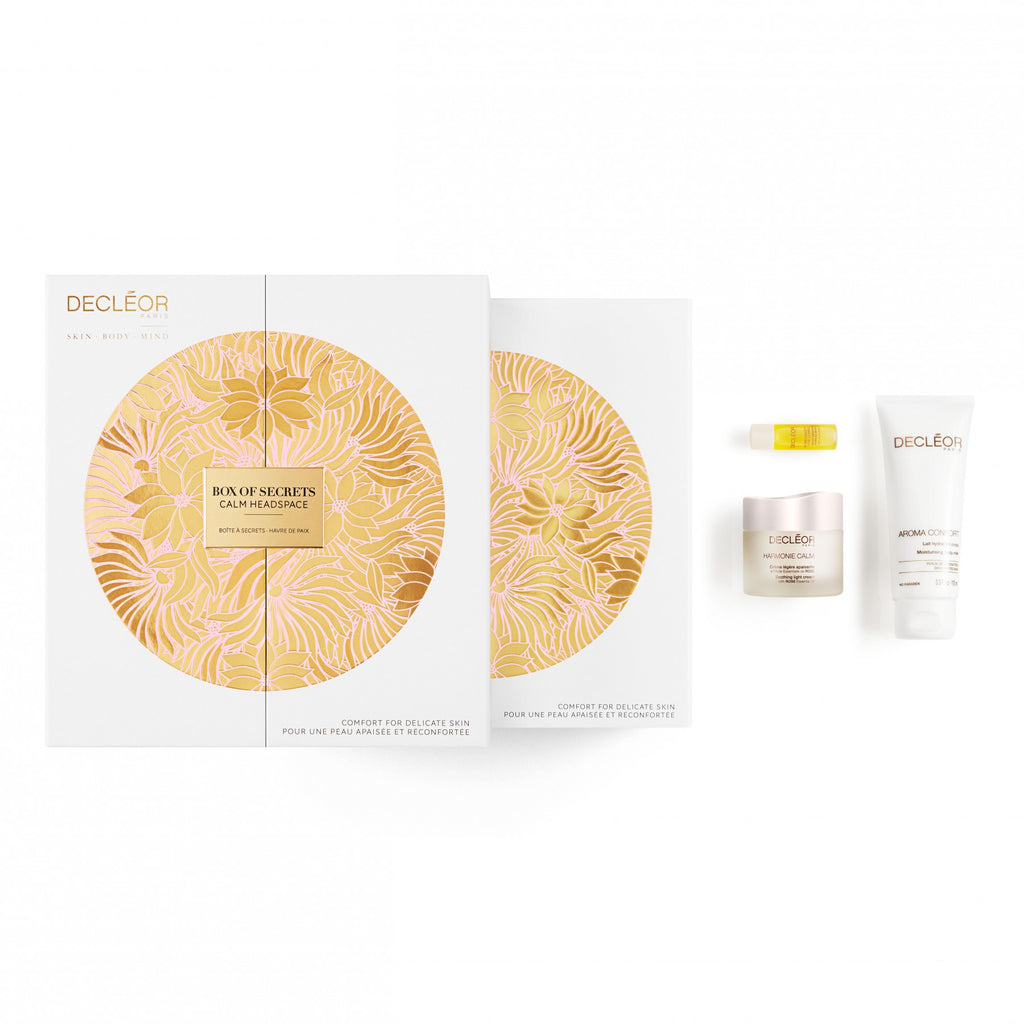Decléor Box Of Secrets Calm Headspace Gift Set