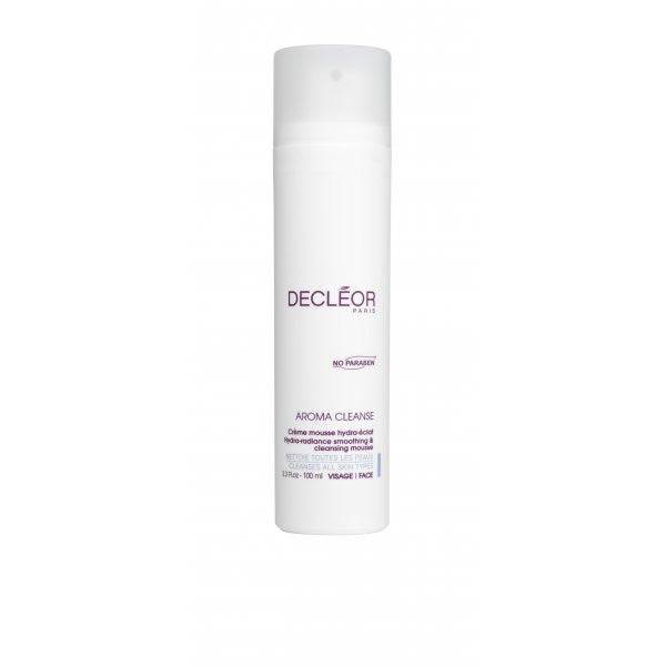 Decleor Hydra-Radiance Smoothing and  Cleansing Mousse 100ml