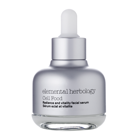 Elemental Herbology Cell Nourish Radiance And Vitality Serum Facial Serum 30ml