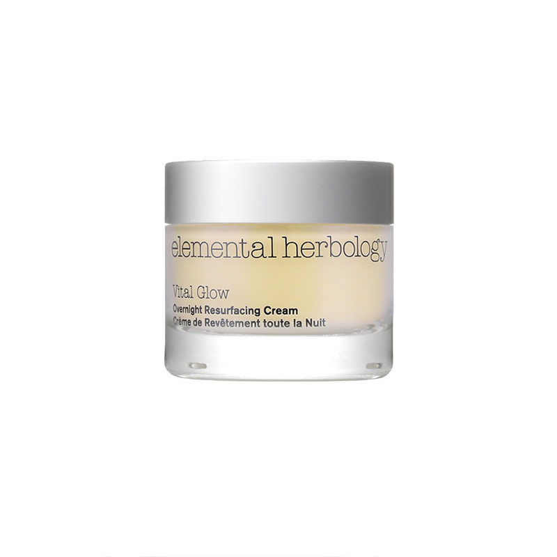 Elemental Herbology Vital Glow Overnight Resurfacing Cream 50ml