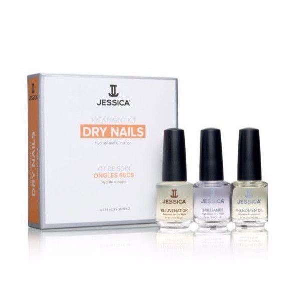 Jessica Dry Nails Treatment Kit