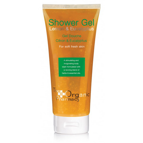 The Organic Pharmacy Lemon & Eucalyptus Shower Gel 200ml
