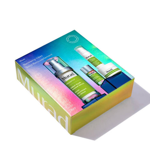 Murad 'Renewing Vibes' Skincare Gift Set