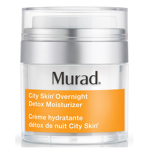 Murad City Skin Overnight Detox Moisturiser 30ml