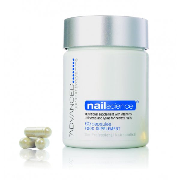 Advanced Nutrition Programme Nail Science 60 Capsules