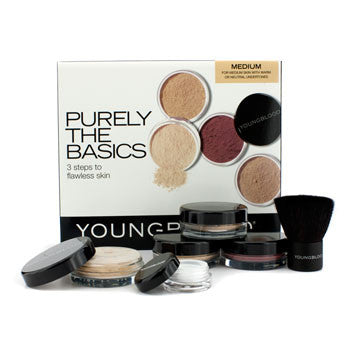 Youngblood Purely The Basics Kit - Medium