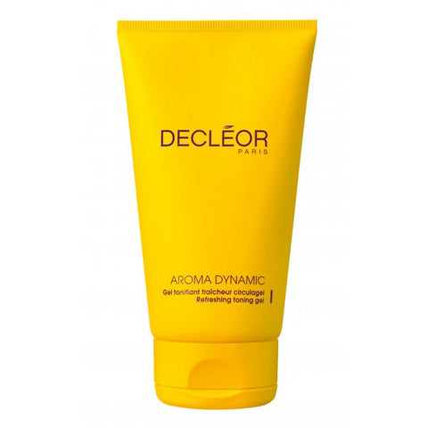 Decleor 150ml Aroma Dynamic Refreshing Toning Gel Revitalising Legs 150ml