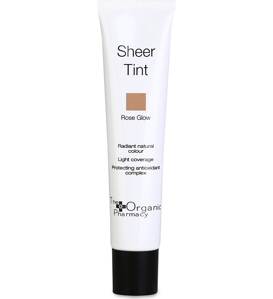 The Organic Pharmacy  Sheer Tint Rose Glow 40ml